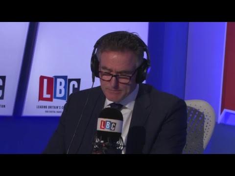 RBS Chief Executive Ross McEwan Live On LBC