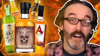 Download Irish People Try Spicy Alcohol Mixes