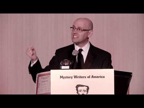 2014 Edgar Awards - Robert L. Fish Award + Speech