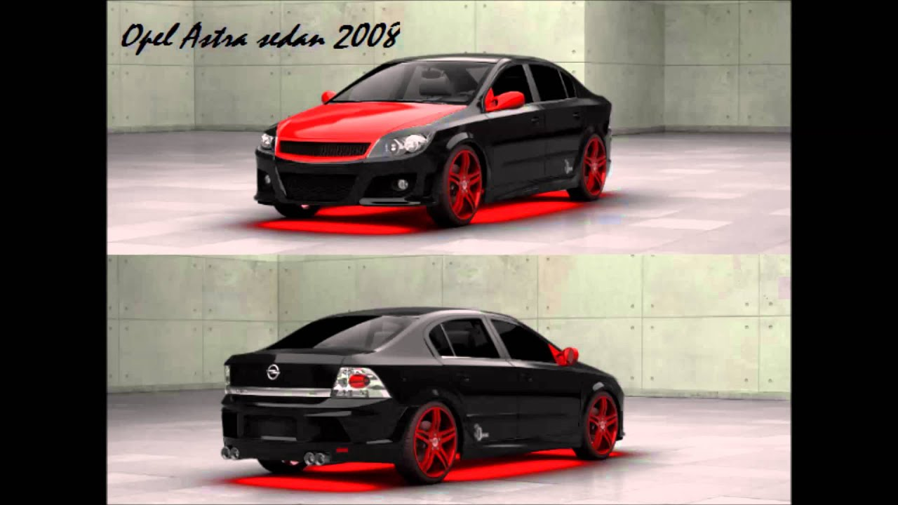 3D Tuning Cars 1080p part 1