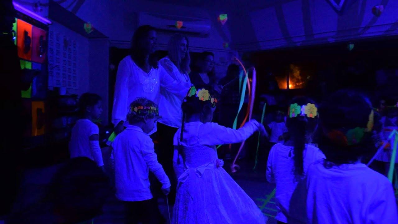 Танец огоньков