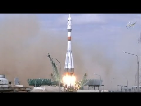 Expedition 63 Launch