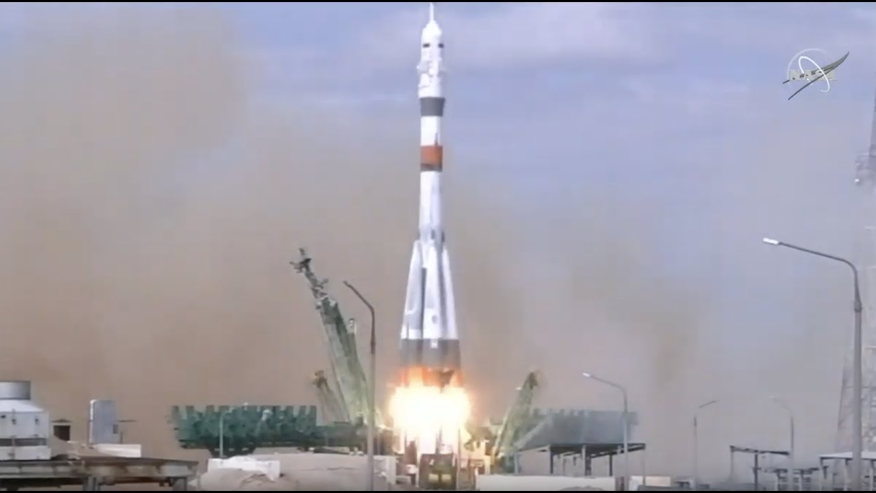 Expedition 63 Launch to the International Space Station - NASA