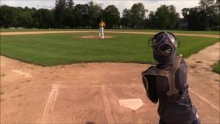 "Connor Bastidas 2018 Right-Hand Pitcher 6'3"" 180 lbs."