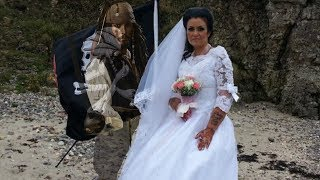 Woman Marries An 18th Century Ghost Pirate
