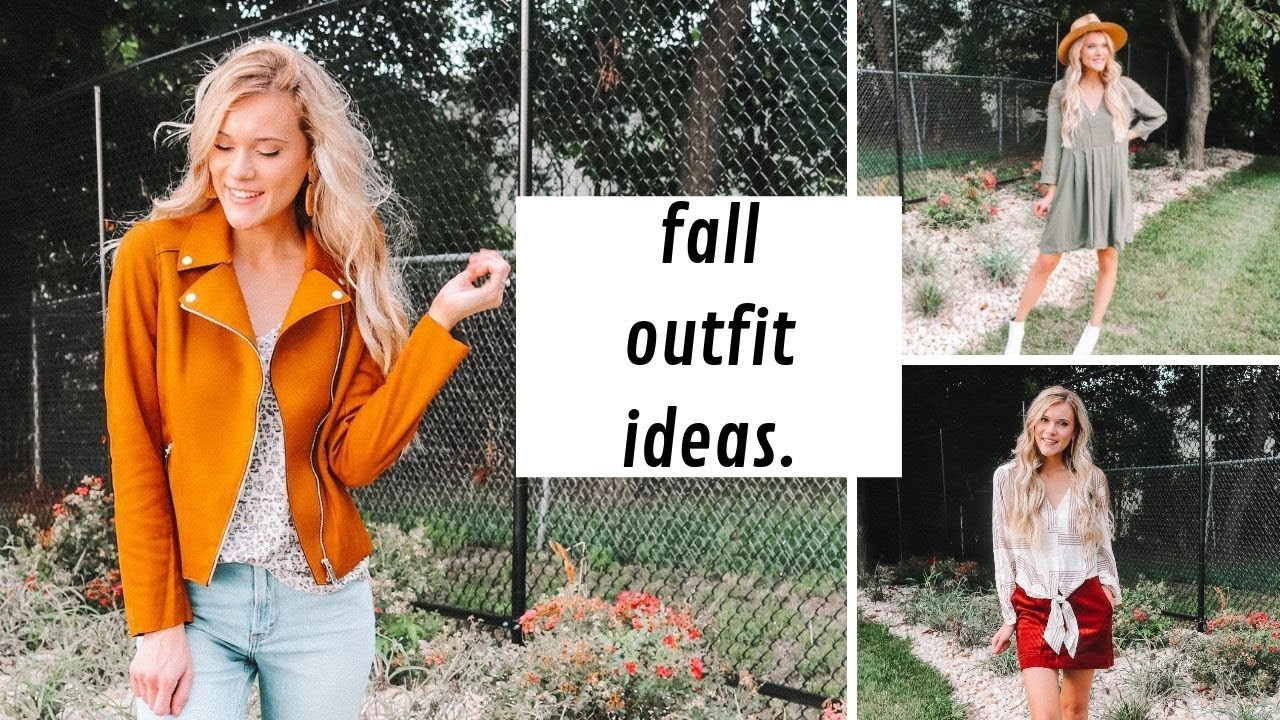 H&M Fall Try On Haul 2019 | Outfit Ideas