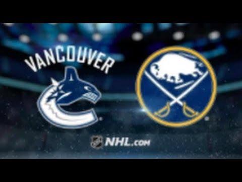 Vancouver Canucks vs Buffalo Sabres – Nov. 10, 2018 | Game Highlights | NHL 2018