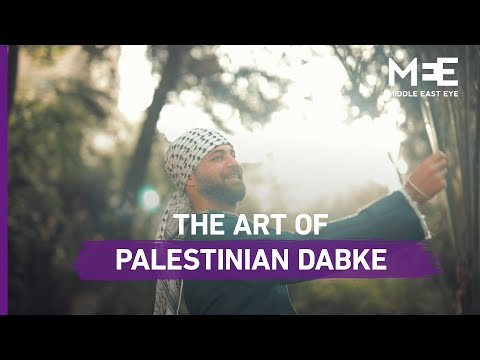 The art of Palestinian Dabke