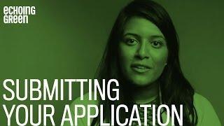 Echoing Green Fellowship Application Tips