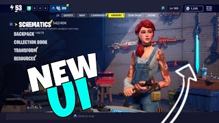 THESE ARE MY WEAPONS! NEW UI And FREE Gifts | Patch 6.30 | Fortnite Save The World