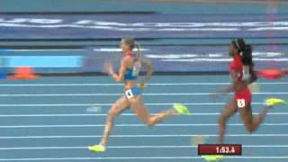 4x400 metres relay women final world athletics championships 2013 in Moscow
