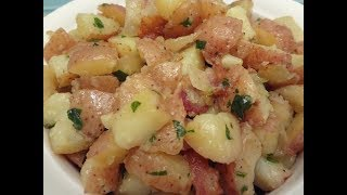 Lyonnaise Potatoes | EASY TO LEARN | QUICK RECIPES