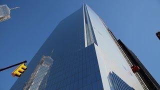 Inaugurada 1ª torre do WTC