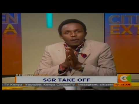SGR Take off #CitizenExtra