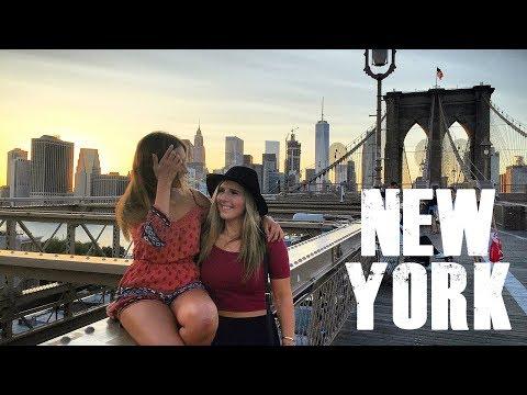 Summer in New York City - Larissa Schmidt I USA East Coast Road Trip 2016 GoPro (HD)