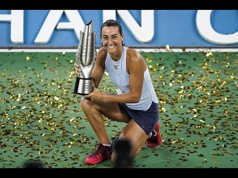 2017 Wuhan Final | Ashleigh Barty vs. Caroline Garcia | WTA Highlights