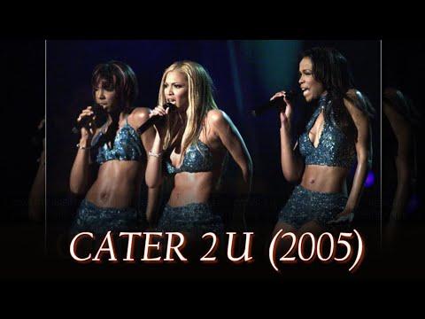 Download Destiny's Child   Cater 2U Pictorial w Lyrics 2005