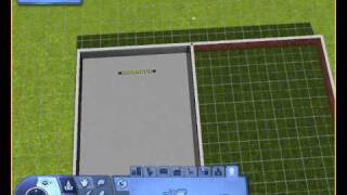 The Sims 3 - How To Paste A Garage At A House On Foundations ? (tutos)