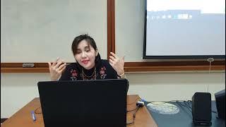 """นวัตกรรมการจัดการเรียนรู้ เรื่อง """"Les vacances en temps de pandémie"""" โดย นางสาวกอแก้ว ทวิชศรี"""