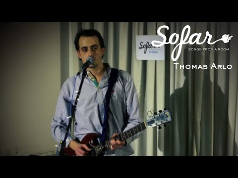 Thomas Arlo - Nomadic Dreamer | Sofar Athens