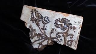 ТИАМ КАФЛЯ  Изразец в Туле  XVII XIX века тизер