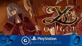 Ys Origin - Teaser Trailer   PSX 2016