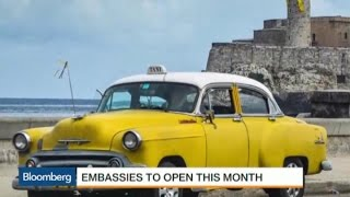 Inside the Re-Establishment of U.S., Cuba Relations