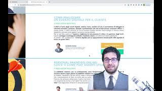 MyAcademy Live, il corso di strategia digitale con Leandro Diana