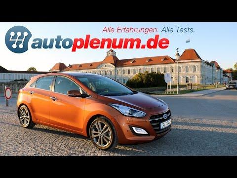 Hyundai i30 Test - autoplenum.de