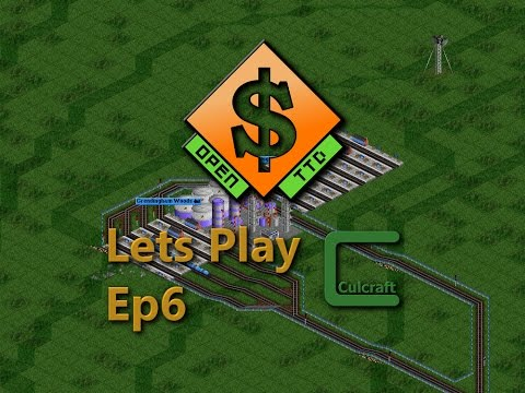 OpenTTD Ep6 - Oil Productions - Lets Play