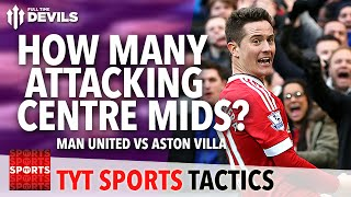 Manchester United vs Aston Villa | TYT Sports Let's Talk Tactics!
