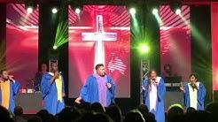 THE ORIGINAL USA GOSPEL SINGERS & BAND - Live