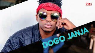 Dogo janja perfoming live band In Zanzbar