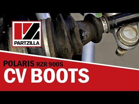 Polaris RZR CV Boot Replacement | 2015 RZR 900S  | Partzilla.com