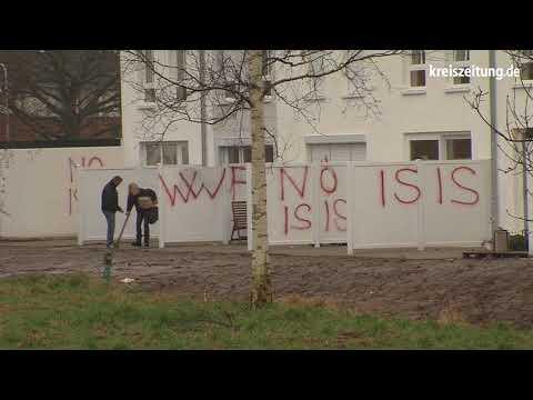 Sprengsatz-Explosion in Bremen-Arsten