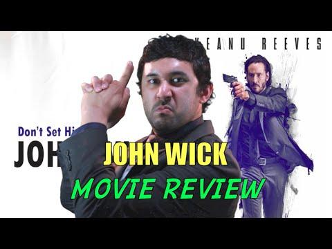 John Wick Movie Review Youtube