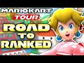 Mario Kart Tour - Is F2P 12,000+ Possible in Daisy Hills R?  ROAD TO RANKED!