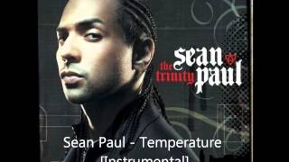 Sean Paul - Temperature [Instrumental]