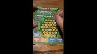 MONEY DROP MULTIPLIER NY lottery ticket #2