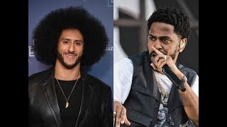 Big Sean Outraged after Madden 19 Edits out Colin Kaepernick's Name on his verse on YG 'Big Bank'.