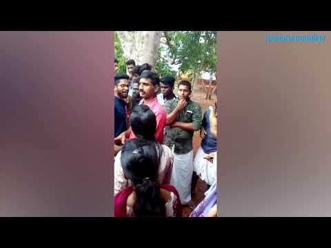 Clash between SFI and ABVP