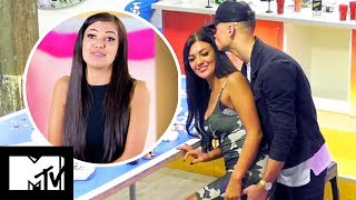 KEEMON Abbie Hits The Sh G Pad With Her Toon Lad Geordie Shore 1609