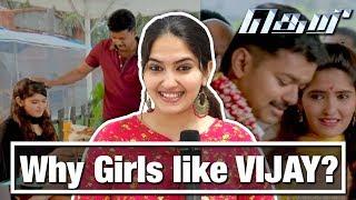 Actress Ayra Speech about Thalapathy Vijay