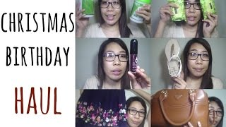 CHRISTMAS/ BIRTHDAY HAUL II byJes Thumbnail