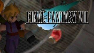 Final Fantasy VII Retro Walkthrough - Part 2 (PC Gameplay)