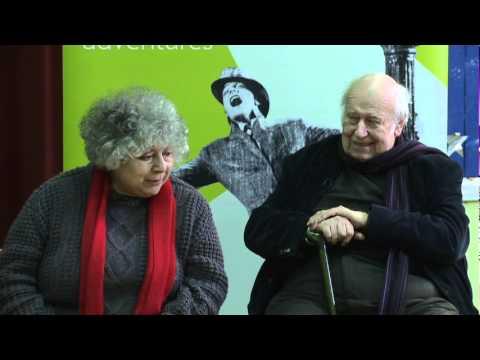 FILMCLUB Close Encounter: Miriam Margoyles and Roger Hammond streaming vf