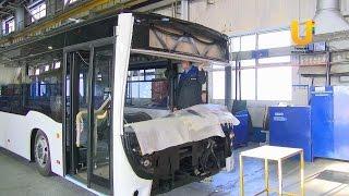 Нефтекамский автозавод готовит к выпуску троллейбусы
