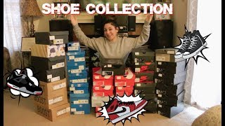 MY SHOE COLLECTION 2018!!