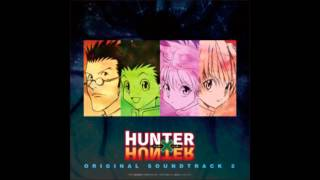 [HQ] Hunter x Hunter (2011) OST 2 - Death Agony.