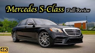 2019 Mercedes S-Class: FULL REVIEW + DRIVE | The $130K Pinnacle of Luxury!